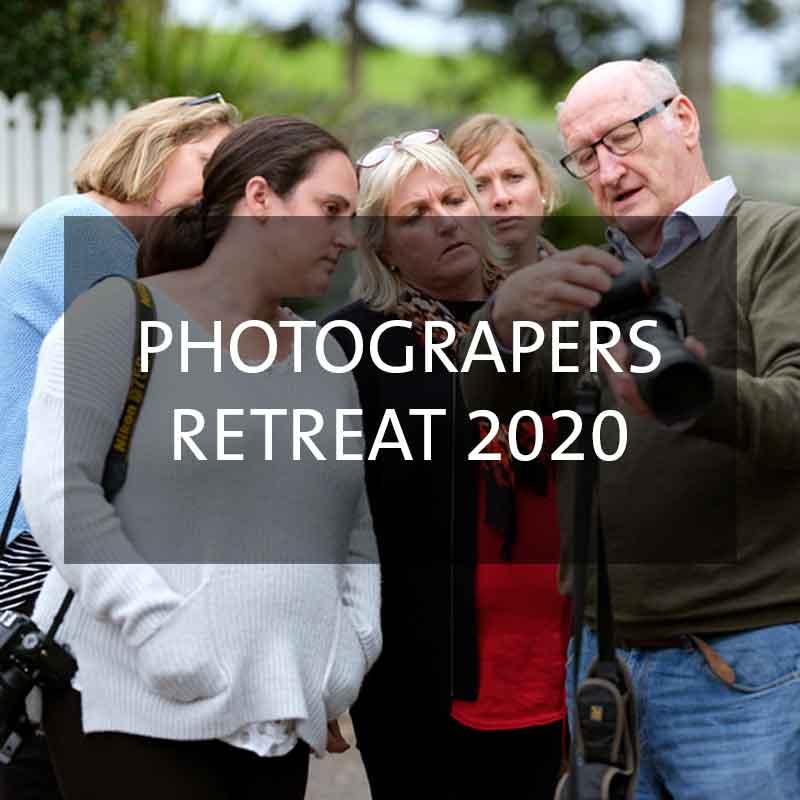 Photographers Retreat 2020