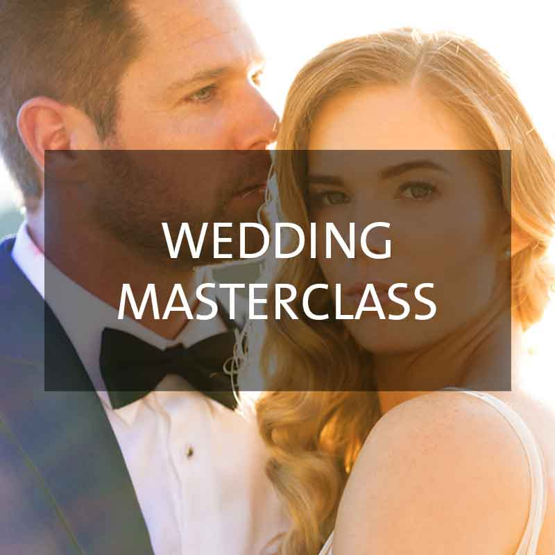 Wedding Masterclass